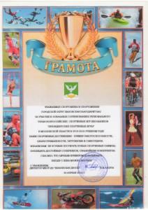 грамота Пр.сп.игры