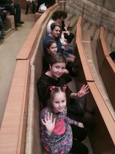Поездка с родителями и детьми в цирк Дурова