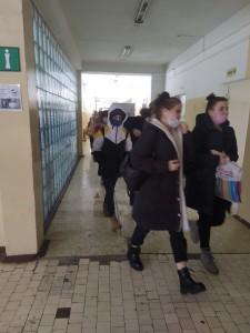 1.движение по школе